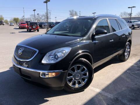 2012 Buick Enclave for sale at City Auto in Murfreesboro TN