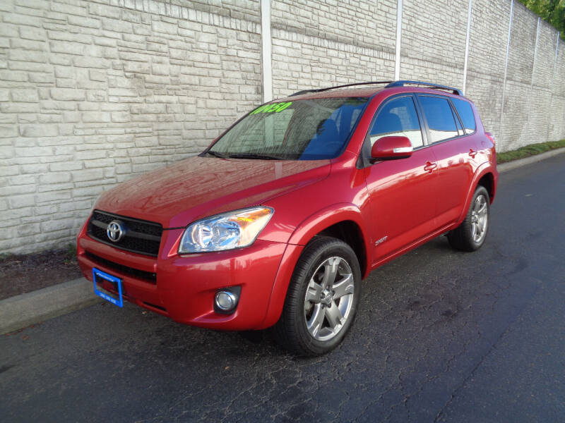 2011 Toyota RAV4 for sale at Matthews Motors LLC in Algona WA