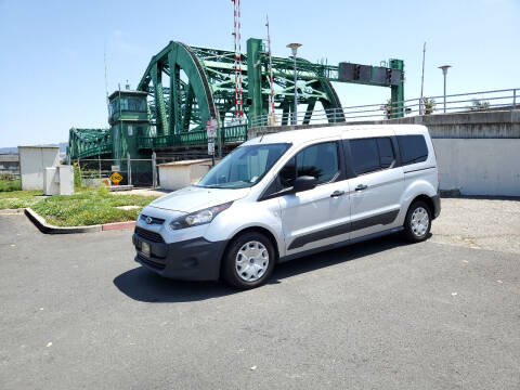 2015 Ford Transit Connect Wagon for sale at Imports Auto Sales & Service in Alameda CA