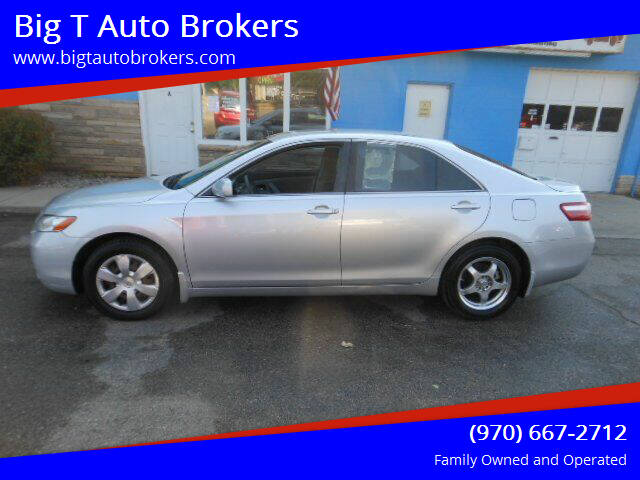 2008 Toyota Camry for sale at Big T Auto Brokers in Loveland CO