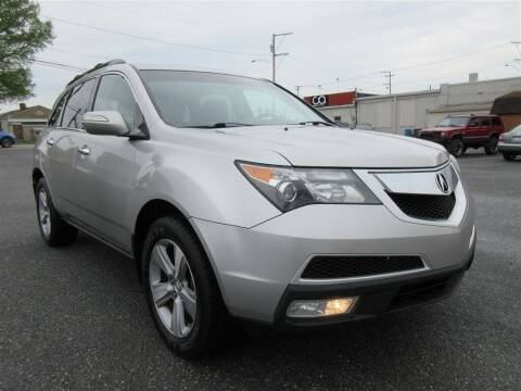 2012 Acura MDX for sale at Cam Automotive LLC in Lancaster PA