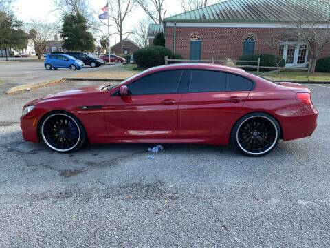 2014 BMW 6 Series for sale at Auddie Brown Auto Sales in Kingstree SC