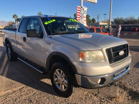 2006 Ford F-150 for sale at Senor Coche Auto Sales in Las Cruces NM