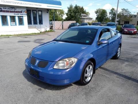 2008 Pontiac G5 for sale at E.L. Davis Enterprises LLC in Youngstown OH