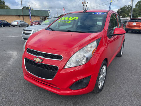 2014 Chevrolet Spark for sale at Cars for Less in Phenix City AL