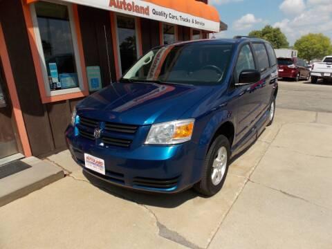 2010 Dodge Grand Caravan for sale at Autoland in Cedar Rapids IA