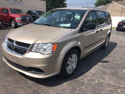 2015 Dodge Grand Caravan for sale at CItywide Auto Credit in Oregon OH