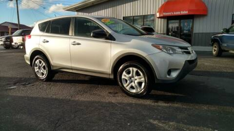 2013 Toyota RAV4 for sale at Moores Auto Sales in Greeneville TN
