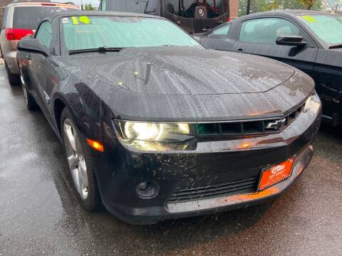 2014 Chevrolet Camaro for sale at TOP SHELF AUTOMOTIVE in Newark NJ