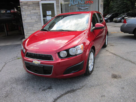 2015 Chevrolet Sonic for sale at Marks Automotive Inc. in Nazareth PA