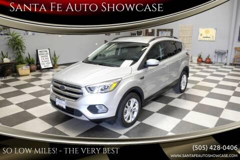 2017 Ford Escape for sale at Santa Fe Auto Showcase in Santa Fe NM