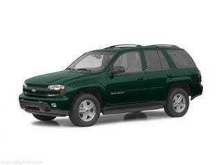 2002 Chevrolet TrailBlazer for sale at CAR MART in Union City TN