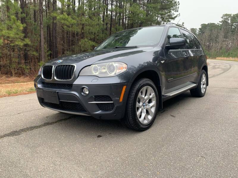 2012 BMW X5 for sale at Carrera AutoHaus Inc in Clayton NC