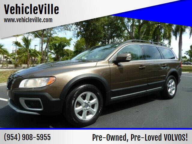 2013 Volvo XC70 for sale at VehicleVille in Fort Lauderdale FL