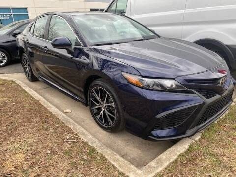 2021 Toyota Camry for sale at Pleasant Auto Group in Chantilly VA