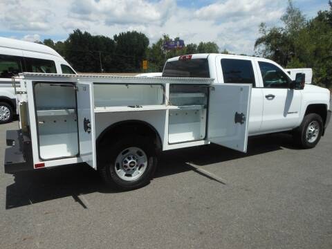 2018 Chevrolet Silverado 2500HD for sale at Benton Truck Sales - Utility Trucks in Benton AR