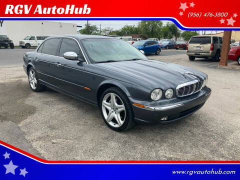 2005 Jaguar XJ-Series for sale at RGV AutoHub in Harlingen TX