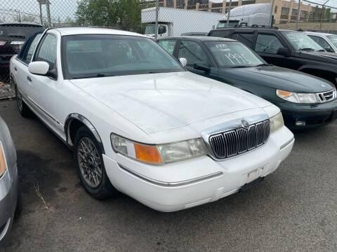 2001 Mercury Grand Marquis for sale at Dennis Public Garage in Newark NJ
