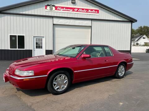 1995 Cadillac Eldorado for sale at Highway 9 Auto Sales - Visit us at usnine.com in Ponca NE
