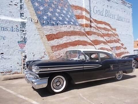 1958 Oldsmobile Super 88 for sale at LARRY'S CLASSICS in Skiatook OK