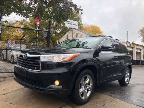 2016 Toyota Highlander for sale at Welcome Motors LLC in Haverhill MA