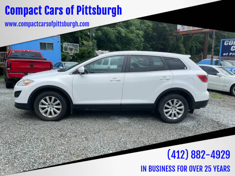 2010 Mazda CX-9 for sale at Compact Cars of Pittsburgh in Pittsburgh PA