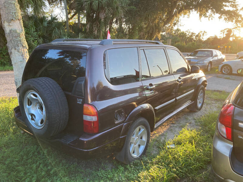 2002 Suzuki XL7 Limited 4WD 4dr SUV - Port Orange FL