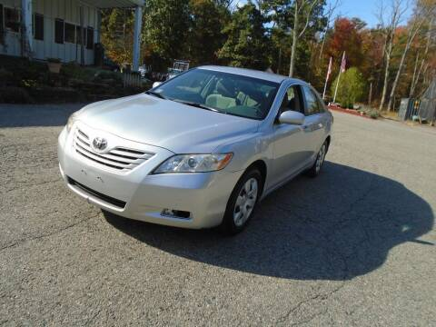 2009 Toyota Camry for sale at Douglas Auto & Truck Sales in Douglas MA