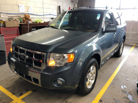 2010 Ford Escape for sale at Barga Motors in Tewksbury MA