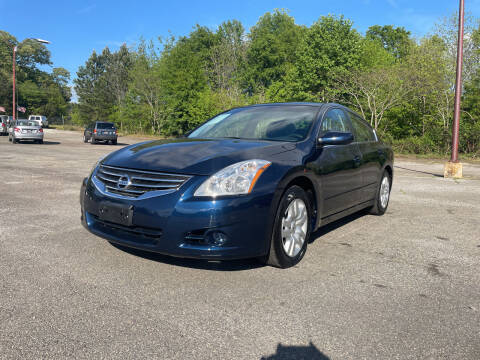 2012 Nissan Altima for sale at Certified Motors LLC in Mableton GA