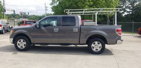 2011 Ford F-150 for sale at On The Road Again Auto Sales in Doraville GA