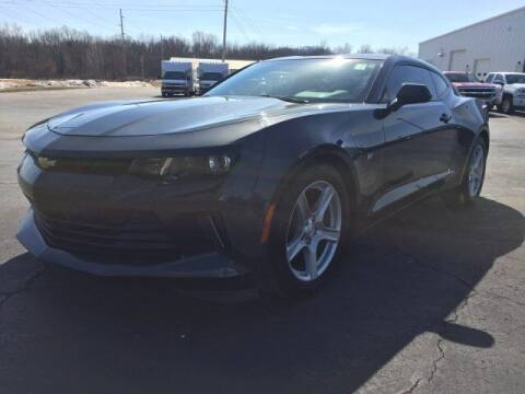 2016 Chevrolet Camaro for sale at Jones Chevrolet Buick Cadillac in Richland Center WI