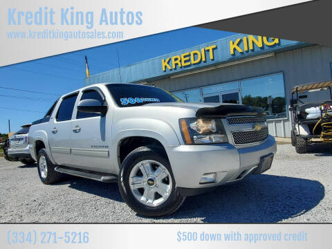 2010 Chevrolet Avalanche for sale at Kredit King Autos in Montgomery AL