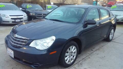 2007 Chrysler Sebring for sale at Carspot Auto Sales in Sacramento CA