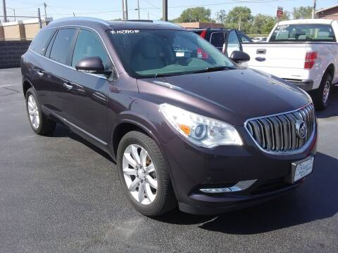 2015 Buick Enclave for sale at Village Auto Outlet in Milan IL