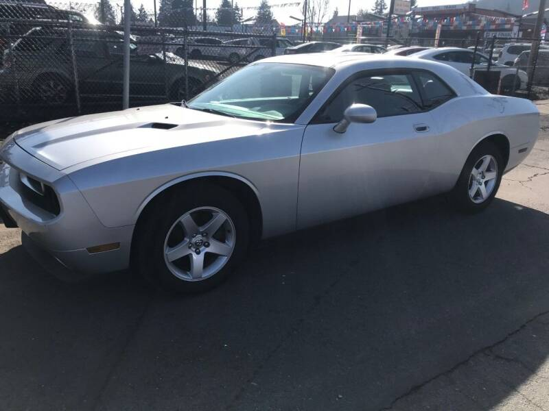 2010 Dodge Challenger for sale at Chuck Wise Motors in Portland OR