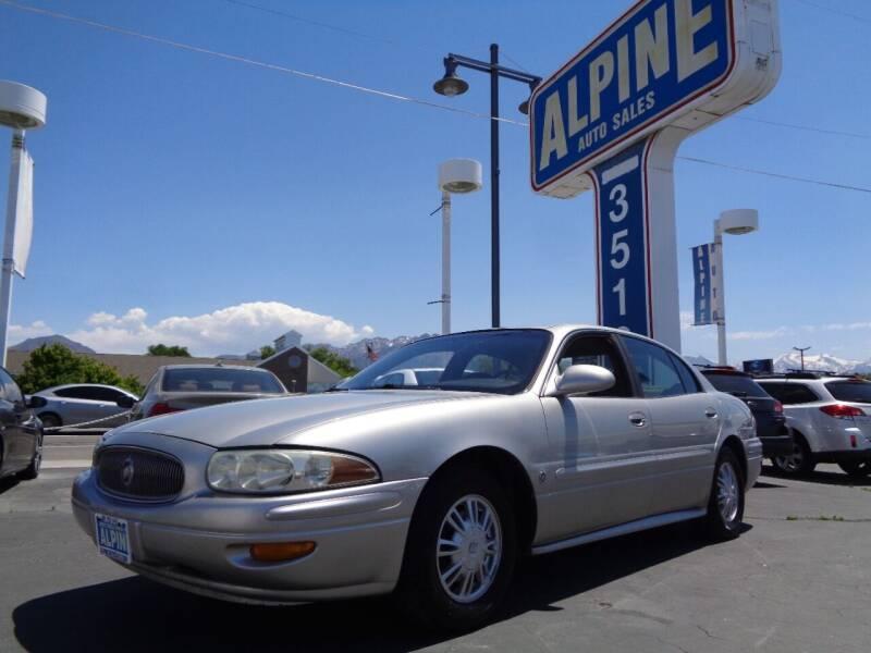 2005 Buick LeSabre for sale at Alpine Auto Sales in Salt Lake City UT