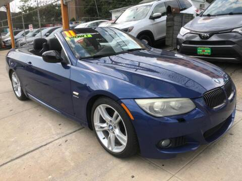 2011 BMW 3 Series for sale at Sylhet Motors in Jamaica NY