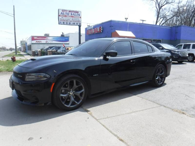 2019 Dodge Charger for sale at City Motors Auto Sale LLC in Redford MI