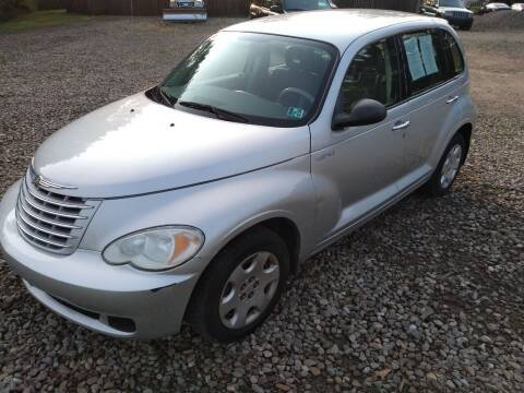 2006 Chrysler PT Cruiser for sale at Seneca Motors, Inc. (Seneca PA) - SHIPPENVILLE, PA LOCATION in Shippenville PA