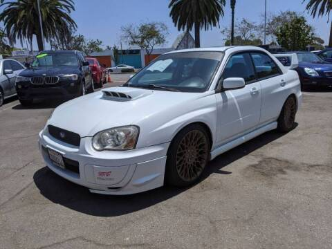 2005 Subaru Impreza for sale at Convoy Motors LLC in National City CA