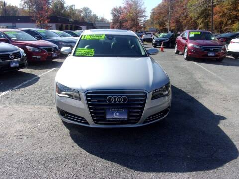 2011 Audi A8 for sale at Balic Autos Inc in Lanham MD