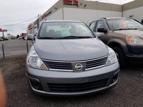 2009 Nissan Versa for sale at 2 Way Auto Sales in Spokane Valley WA