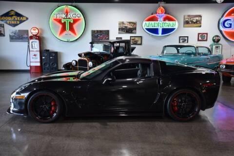 2012 Chevrolet Corvette for sale at Choice Auto & Truck Sales in Payson AZ