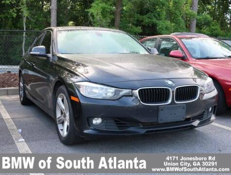 2014 BMW 3 Series for sale at Carol Benner @ BMW of South Atlanta in Union City GA