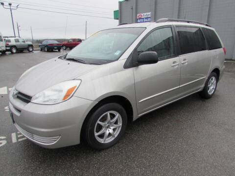 2004 Toyota Sienna for sale at 101 Budget Auto Sales in Coos Bay OR
