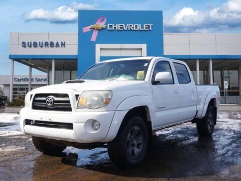 2008 Toyota Tacoma for sale at Suburban Chevrolet of Ann Arbor in Ann Arbor MI