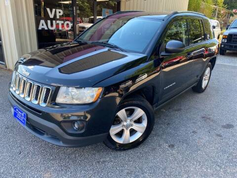 2012 Jeep Compass for sale at VP Auto in Greenville SC