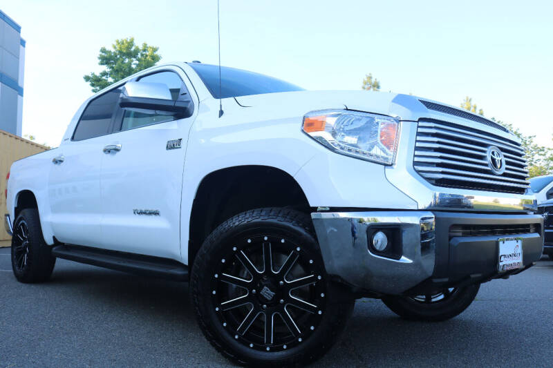 2014 Toyota Tundra for sale at Chantilly Auto Sales in Chantilly VA