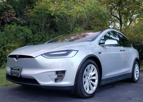 2016 Tesla Model X for sale at The Motor Collection in Columbus OH